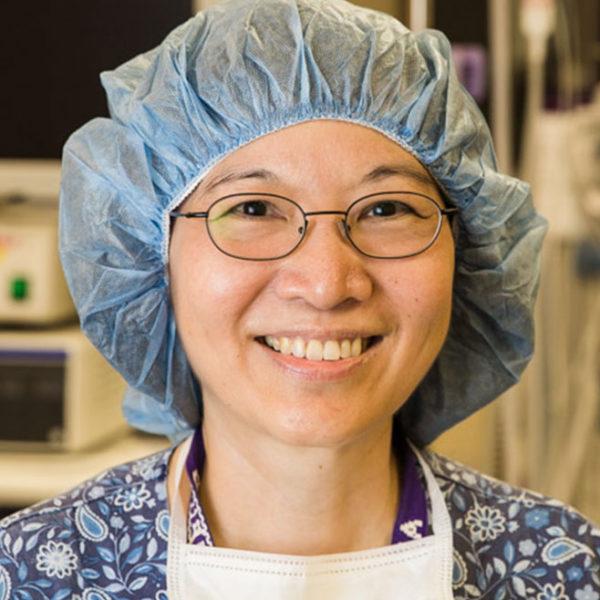 Vanessa Vu, M.D., Ph.D CASC